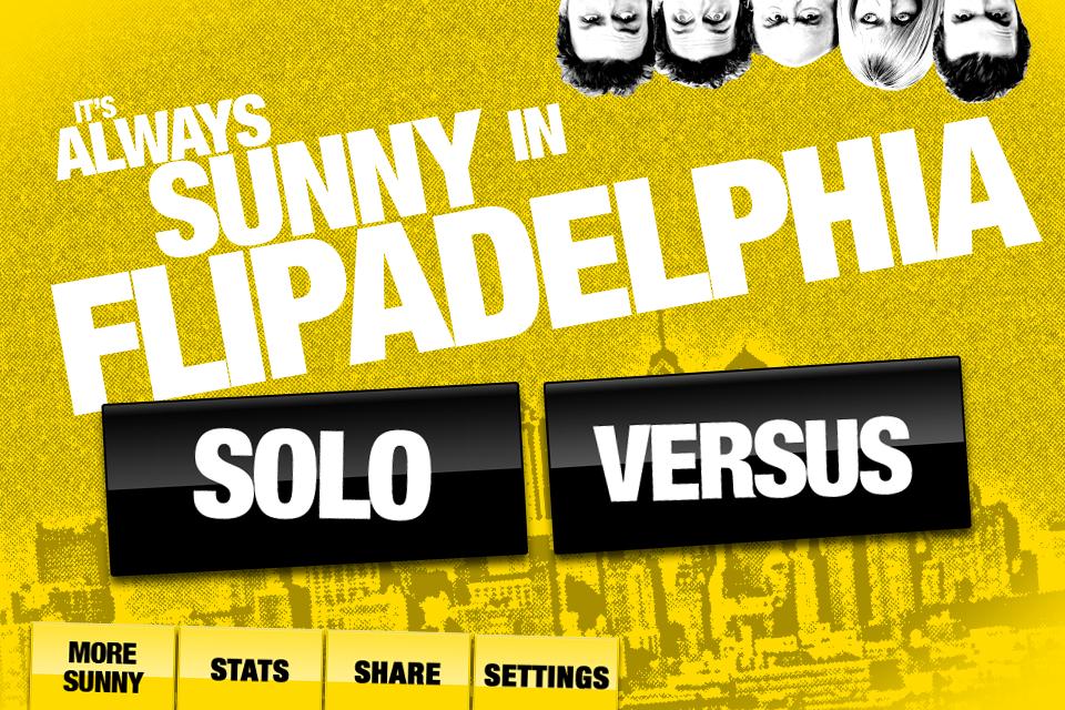 Screenshot It's Always Sunny in Philadelphia – Flipadelphia