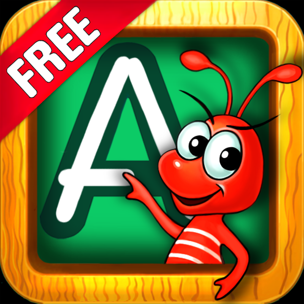 ABC Circus (Free) -Educational games  for preschool kids & toddlers, interactive letters & handwriting app